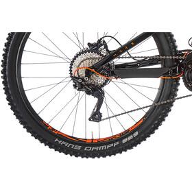 Conway eWME 327, black matt/orange